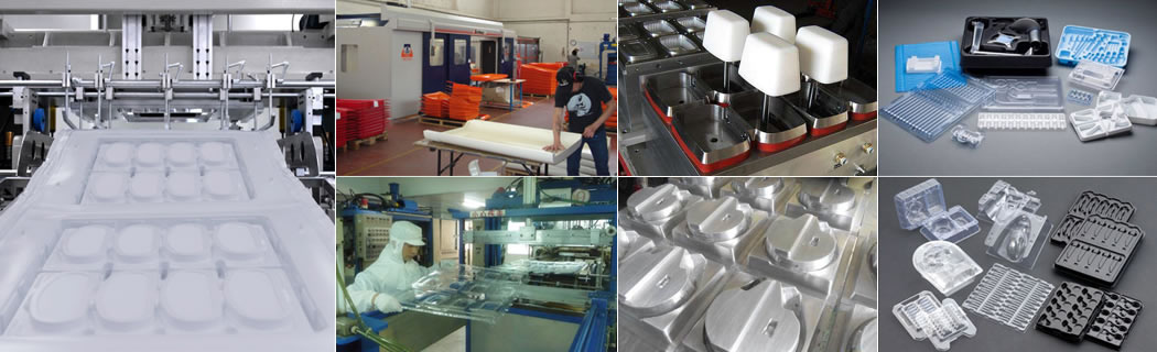 Vacuum Forming and Plastic Thermoforming