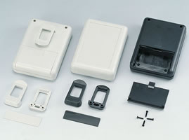 Injection Molded Enclosure and Case