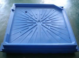 Rotomolded Pallets and Trays