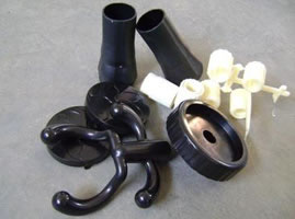 Injection Molded Furniture Accessories